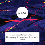 Cover of DIR's 2012 Annual Report