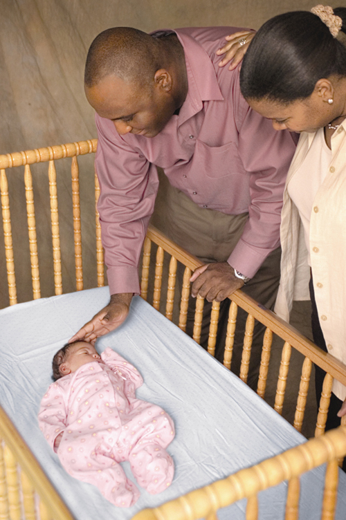 The number of sudden infant death syndrome (SIDS) deaths in Mississippi, a state which has consistently had one of the highest SIDS rates for decades, decreases by 35 percent statewide from 2006 to 2009, the years during which NICHD conducts outreach and other activities to promote safe sleep practices in African American communities.
