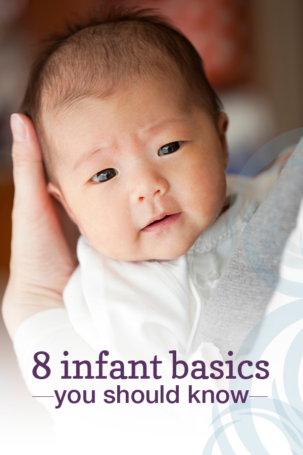 8 Infant Basics you should know