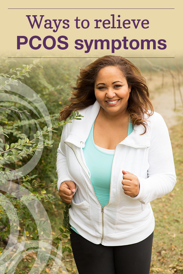 Ways to relieve PCOS symptoms