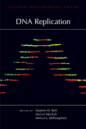 Cover of DNA Replication publication.