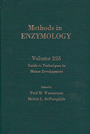 Cover of Methods in Enzymology publication.