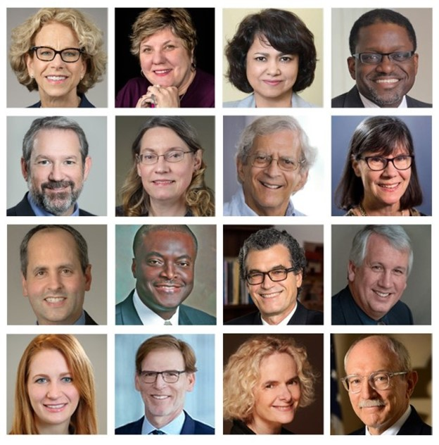 Portraits of NIH institute, center, and office directors.