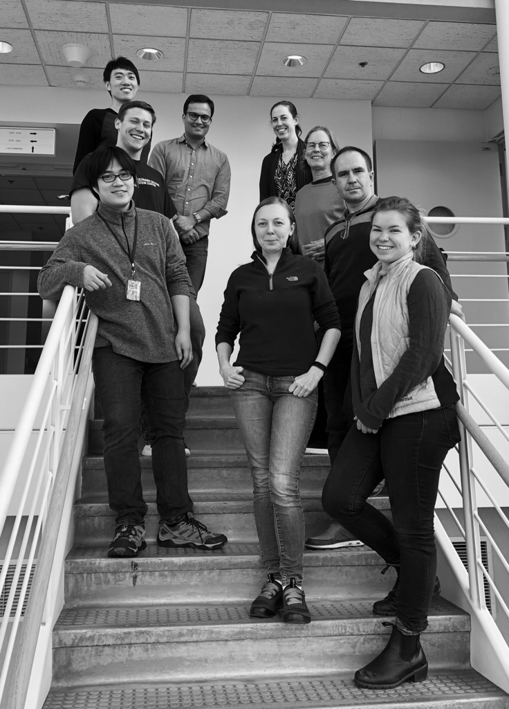 Group photo of Dasso Lab.