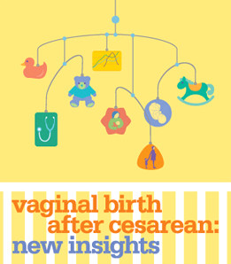 Vaginal Birth After Cesarean: New Insights logo