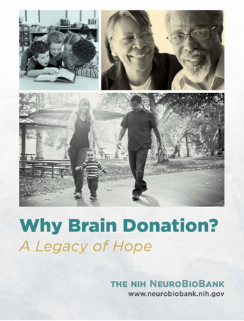 Why Brain Donation poster