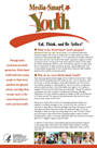 Media-Smart Youth Upgraded: Eat, Think, and Be Active! Fact Sheet