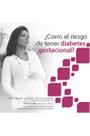 ¿Corro el riesgo de tener diabetes gestacional?