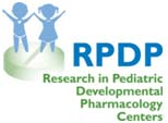 Research in Pediatric Developmental Pharmacology Centers logo